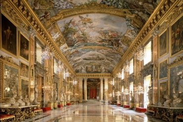 Palaces in Rome