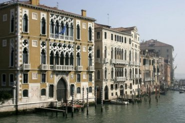 Palaces in Venice
