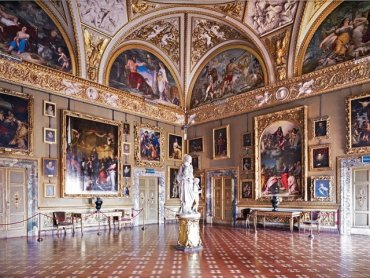 Palaces in Florence