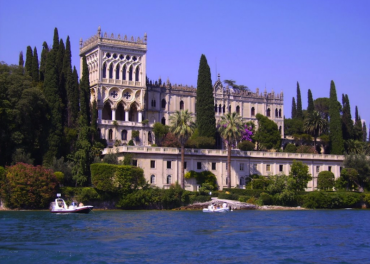 Villas on Garda Lake