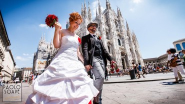 Civil Ceremony in Lombardia