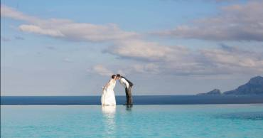 Civil Ceremony in Sardinia