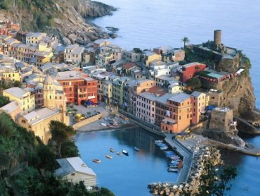 Civil wedding in Cinque Terre