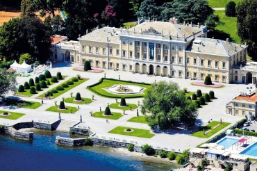 Villa on the Como Lake