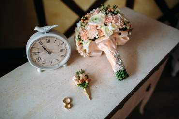 How to minimize stress during the preparation for a wedding in Italy