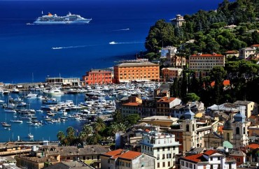 Civil wedding in Santa Margherita