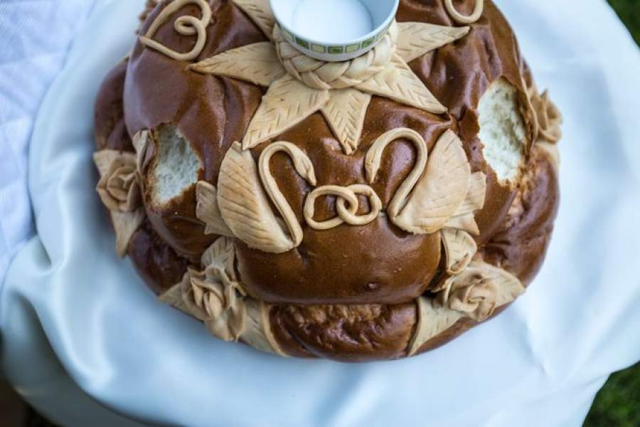 Wedding bread