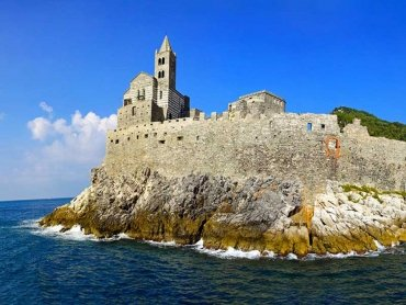 Civil wedding in Portovenere
