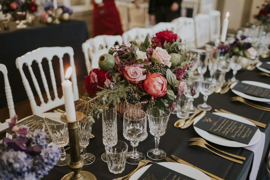 3 Innovative Trends for Your Wedding Tables