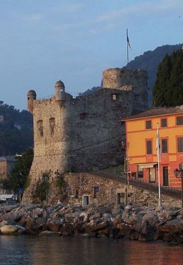 Сastle in Santa Margherita Ligure