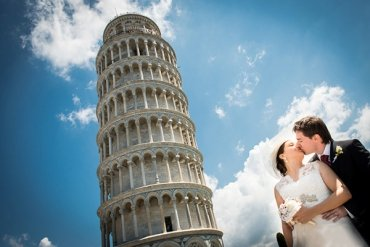 Wedding in Pisa