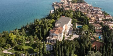 Villa in the park on Garda Lake