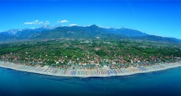 Seaside: Versilia