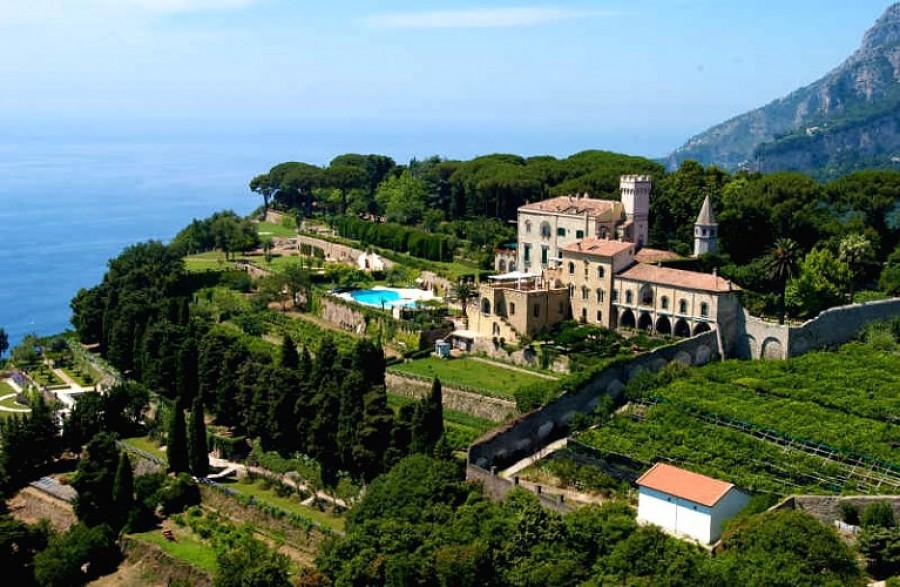 Symbolic Wedding In Villa 1 In Amalfi Coast Niki Wedding