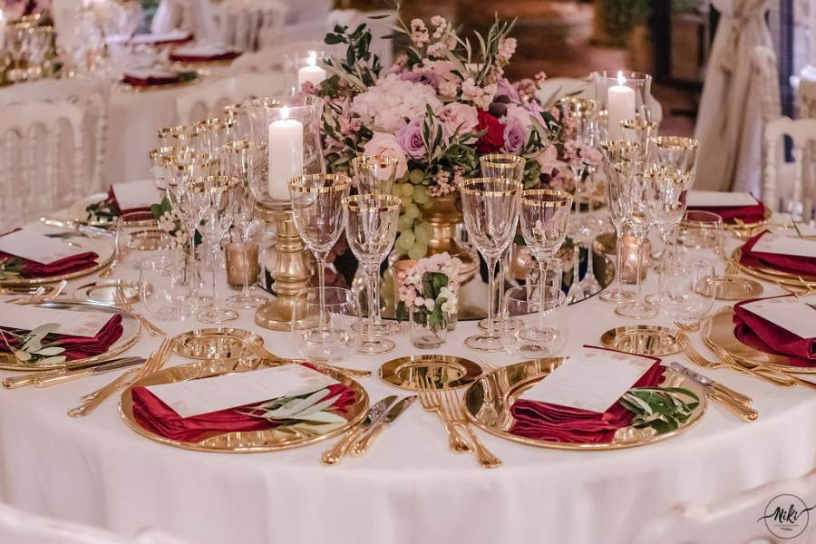 Wedding Reception Niki Wedding