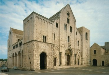 Churches in Bari