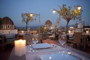 Panoramic Terrace in Florence