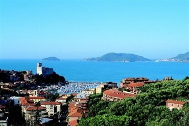 Civil wedding in Lerici